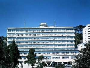 紀州鉄道熱海ホテル外観