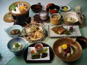 ☆初秋の味覚☆12畳和室で京会席お部屋食プラン
