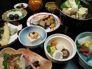 *冬の京都*【お部屋で会席料理】ご堪能プラン