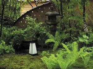湯上り庭園�@