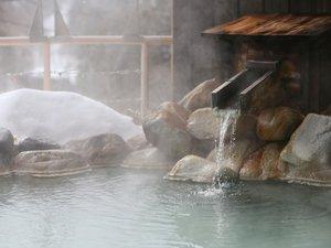 白骨の温泉は「三日入れば風邪をひかない」と言われております。