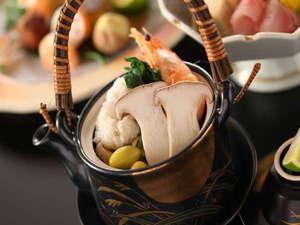 秋の味覚キノコ料理一例