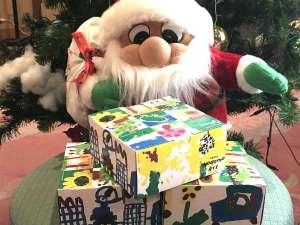 冬のお子様歓迎プラン!グリコのお菓子BOXプレゼント♪