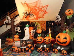 今年のハロウィンは妖怪ラリーと2大プラン特典付☆イベント盛り沢山の秋グラで皆で楽しくハロパしよー♪