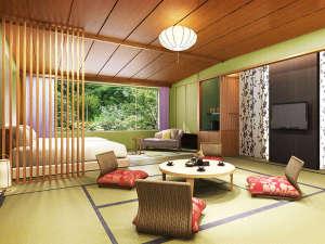 4/28にリニューアル客室オープン!癒しの景観と上質な寛ぎの和洋室が今だけ特別価格!先行予約・早割☆