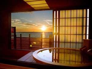 和室6帖+10帖露天風呂付客室完成! 客室名「いつまでも・・」「かがやき」「あなたと・・」