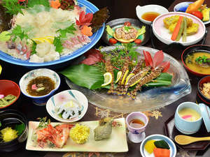 【旬会席】新鮮な魚介を満喫!季節のおもてなし会席