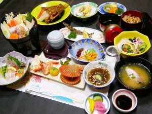 冬に美味しい天草よくばり鍋をどうぞ 海星冬のキャンペーン(広間食プラン)