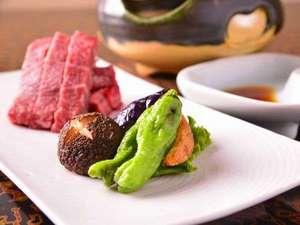 【10月限定】食欲の秋!+3240円で松茸土瓶蒸し×A5ランク牛へグレードアップ!