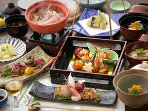 下諏訪宿300年の歴史が香る全9室の湯宿~かめやおすすめの基本プラン~