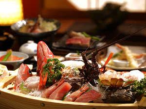 【料理】季節の海鮮料理(一例)