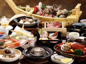 【料理】海鮮づくしプラン(季節の一例)
