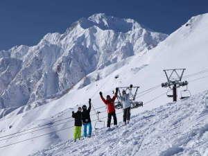 【春スキー】【2日券!】お得な八方尾根スキー場2日券付プラン
