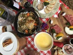 【6組限定!】グランピングで豪華なキャンプ料理が楽しめるBBQ付きプラン♪