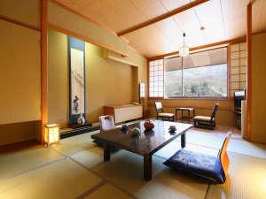 景色が自慢のお部屋一例