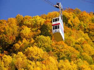 紅葉を眺めながら西穂高岳へ