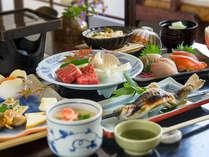 【ベストレート】選べる料理をお部屋食&貸切露天40分無料入浴≫基本style