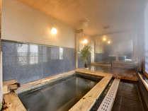 *【飛騨高山温泉の大浴場】夕/朝で男女入替えとなります