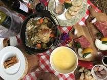 ☆☆☆ グランピングプラン!夕食はプレミアムなBBQディナーがテントの前で食べれちゃう♪