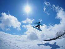 周辺スキー場は6か所★当ホテルは人気のゲレンデへのアクセスも抜群です♪