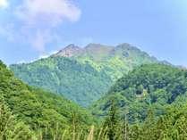 四季折々の焼岳はまさに絶景